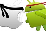 Ilustrasi Iphone vs Android (Linkedin.com)