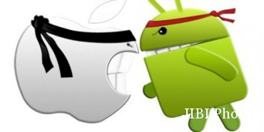 Ilustrasi Iphone vs Android (Linkedin.com)