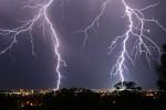 CUACA EKSTREM : Awan Cumulonimbus Banyak Terjadi di Sleman & Kulonprogo Utara