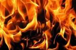 KEBAKARAN BANTUL : Ditinggal Pengajian, Toko Pisang Terbakar