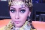Inul Daratista saat di D Terong Show (Twitter.com)