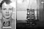 James D French yang dieksekusi mati di kursi listrik (Oddee)