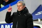 Pelatih Chelsea Jose Mourinho tak berbicara kepada anak buahnya. Ist/telegraph.co.uk