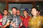 Kunjungan Komisi III DPR ke rumah Budi Gunawan, Selasa (13/1/2015). (JIBI/Solopos/Antara/Reno Esnir)