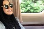 Laudya Cynthia Bella berhijab (Instagram.com)