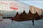 KARTUN CHARLIE HEBDO : Charlie Hebdo Takkan Memuat Kartun Nabi Lagi