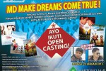 MD Entertainment buka casting di Solo (Facebook)