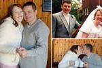 Pasangan suami istri Tina dan David Challenor (Mirror.co.uk)