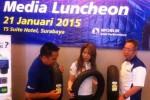 Peluncuran ban Street Radial Michelin di Surabaya (Peni Widarti)
