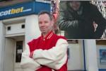 Peter Moris yang berhasil membuat kabur seorang preman (Mirror.co.uk)