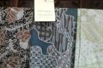 Produk batik warna alam (Evi Handayani-JIBI-Solopos)