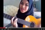Rara Tarmizi memainkan lagi Jessie J (youtube)