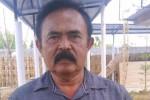 Ketua Serikat Pekerja Seluruh Indonesia (SPSI) Sragen, Rawuh Supriyanto (Irawan Sapto Adi/JIBI/Solopos)