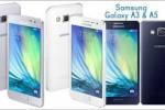 Samsung Galaxy A3 dan A5 (Moremag.pk)
