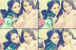 Seohyun dan Tiffany SNSD (Instagram)