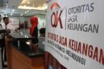 Suasana kantor Otoritas Jasa Keuangan di Jakarta. (Nurul Hidayat/JIBI/Bisnis)