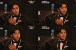 Sungmin di acara 4th Gaon Charts K-Pop Awards (Koreaboo)