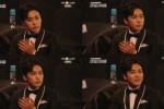 Sungmin di acara 4th Gaon Charts K-Pop Awards (Koreaboo)