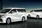 Toyota Vellfire 2015 (Carscoops)