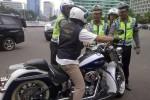 Yudi, pengendara Harley Davidson yang mengerjai polisi (Detik)