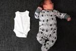 Zack Nelms si bayi raksasa dari Wales (Daily Mail)