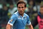Penalti Lucas Biglia ke gawang AC Milan membawa Lazio ke final. Ist/dok