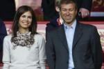 Bos Chelsea Roman Abramovich dan isteri ketiganya Dasha Zhukova. Ist/dailymail.co.uk