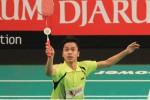 Anthony Sinisuka Ginting mendapat banyak pengalaman berharga (Badmintonindonesia.org)