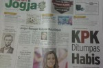 Harian Jogja Edisi Selasa Legi , 27 Januari 2015 (JIBI/Harian Jogja/dok)