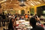 Chef Summer Palace Chinese Restaurant Sky Lee saat memberikan rahasia menu makanan dan minuman yang disajikan kepada para tamu, Jumat (16/1/2015). (JIBI/Harian Jogja/PR Hotel Tentrem Jogja)