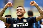 Gol Mauro Icardi bawa Inter ke Perempatfinal Coppa Italia. ist/dok