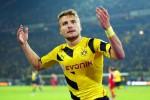 KARIER PEMAIN : Setia kepada Dortmund, Immobile Bantah Ingin Pulang ke Italia