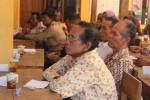 Suasana sosialisasi JJLS di Balaidesa Girisekar, Kecamatan Panggang, Rabu (28/1/2015). (JIBI/Harian Jogja/Kusnul Isti Qomah)