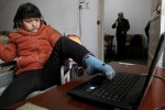 Hu Huiyuan mengalami cerebral palsy sejak lahir (Dailymail)