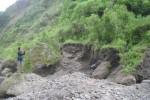 Penambang Pasir Klaten Meregang Nyawa Tertimpa Batu