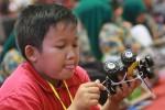 Kompetisi robot di Plaza Ambarrukmo (JIBI/Harian Jogja/Desi Suryanto)
