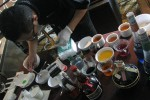 Hidangan gastronomi molekuler (FILEminizer)