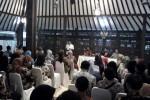 Menteri Pendayagunaan Aparatur Negara dan Reformasi Birokrasi Yuddy Chrisnandi memberikan pengarahan kepada pejabat Pemkot Solo, Sabtu (31/1/2015), di Loji Gandrung Solo. (Tri Rahayu/JIBI/Solopos)