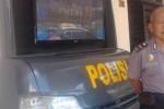 Sebuah inovasi layanan bernama Modin alias mobil dinding informasi di Mapolres Kota Madiun. (JIBI/Solopos/Aries Susanto)