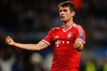 Pemain Bayern Munich Thomas Mueller. Ist/dok