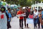 Razia pedagang di Titik Nol Jogja (JIBI/Harian Jogja/Desi Suryanto)