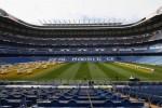 Estadio Santiago Bernabeu segera berubah nama menjadi Abu Dhabi Bernabeu (Reuters/Andrea Comas)