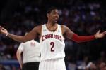 Kryie Irving jadi bintang kemenangan Cleveland Cavaliers (Reuters/Jeff Haynes)