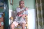 Pencipta lagu Himne Guru, Sartono, 78, kini sudah menderita sakit pikun, (JIBI/Solopos/Aries Susanti)