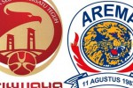 Sriwjaya FC vs Arema Cronus di final SCM Cup 2015 (Liga Indonesia.org)