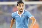 Gelandang Lazio Marco Parolo menyumbang dua gol saat timnya mengalahkan AC Milan. Ist/dok