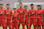 Timnas U-16 berhasil mengalahkan Tim Persib U-16 dalam laga uji coba di Bandung. Ist/liputan6.com