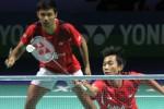 Berry Angriawan/Rian Agung Saputro Siap Hadapi Endo/Hayakawa di Perempatfinal (Badmintonindonesia.org)
