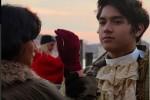 Al Ghazali memakai kostum busana ala Romeo (Instagram.com/Alghazali7)