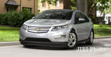 All New Chevrolet Volt 2015 (Chevrolet)